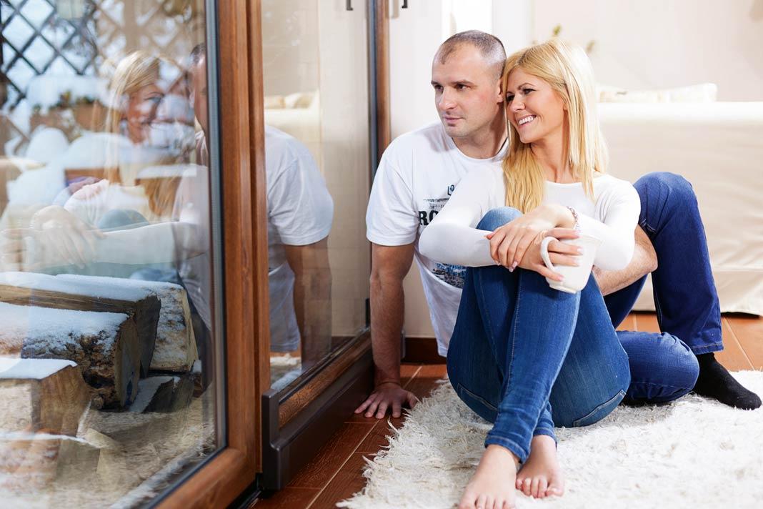 Wärmeschutz und einbruchhemmende Eigenschaften darf man von Fenstern erwarten.