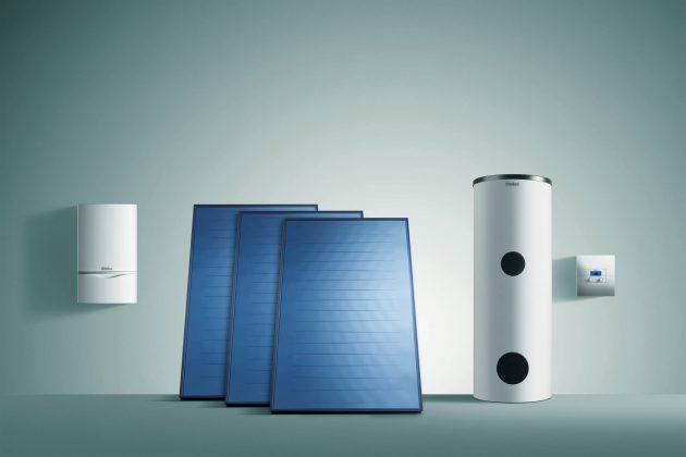 Sonnenstrahlen sind die umweltfreundlichste Form der Energie.