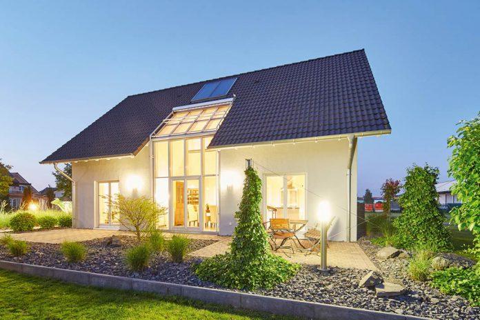 offenes wohnen sorgt f r viel licht im haus livvi de. Black Bedroom Furniture Sets. Home Design Ideas