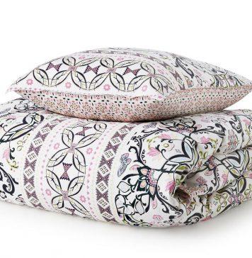 Die neue Frühjahrskollektion an Bettwäsche sorgt für romantisches Flair. Foto: Odd Molly