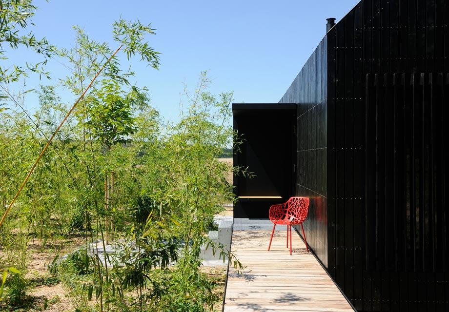 Haus am Wald lädt zum Probewohnen ein. Foto: Günter Standl