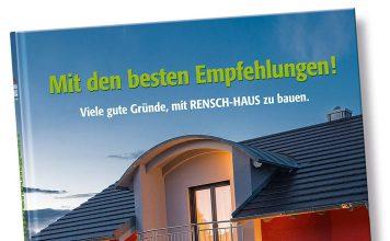 Ein Buch voller Empfehlungen von Bauherren für Bauherren. Foto: Rensch-Haus