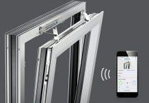 Ein automatischer Fensterantrieb erhöht den Komfort und die Sicherheit. Foto: Siegenia