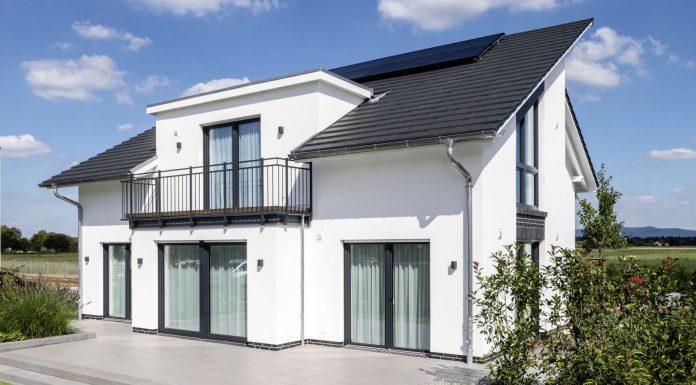 Einfamilienhaus bauen Viebrockhaus