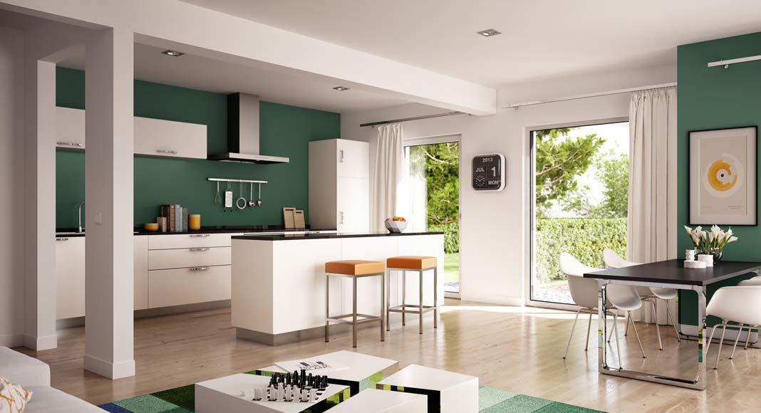 Farbe allein macht noch keine Männer- oder Frauenküche aus.