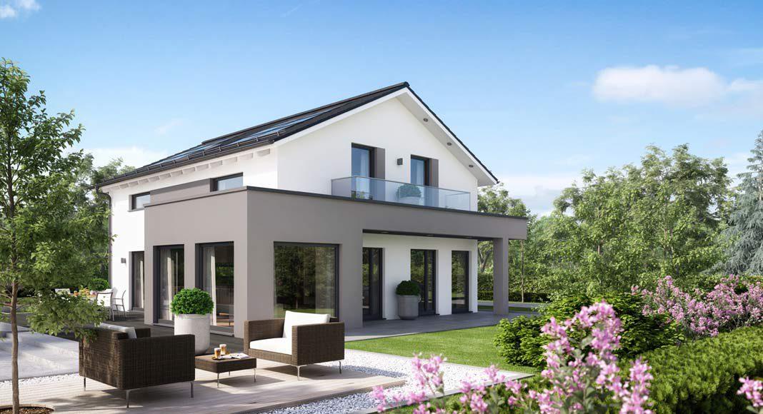 Beim Bau des eigenen Hauses lassen sich viele Träume erfüllen. Foto: Living Haus