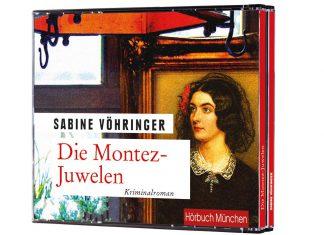 Der neue, spannende München-Krimi von Sabine Vöhringer als Hörbuch und Buch.