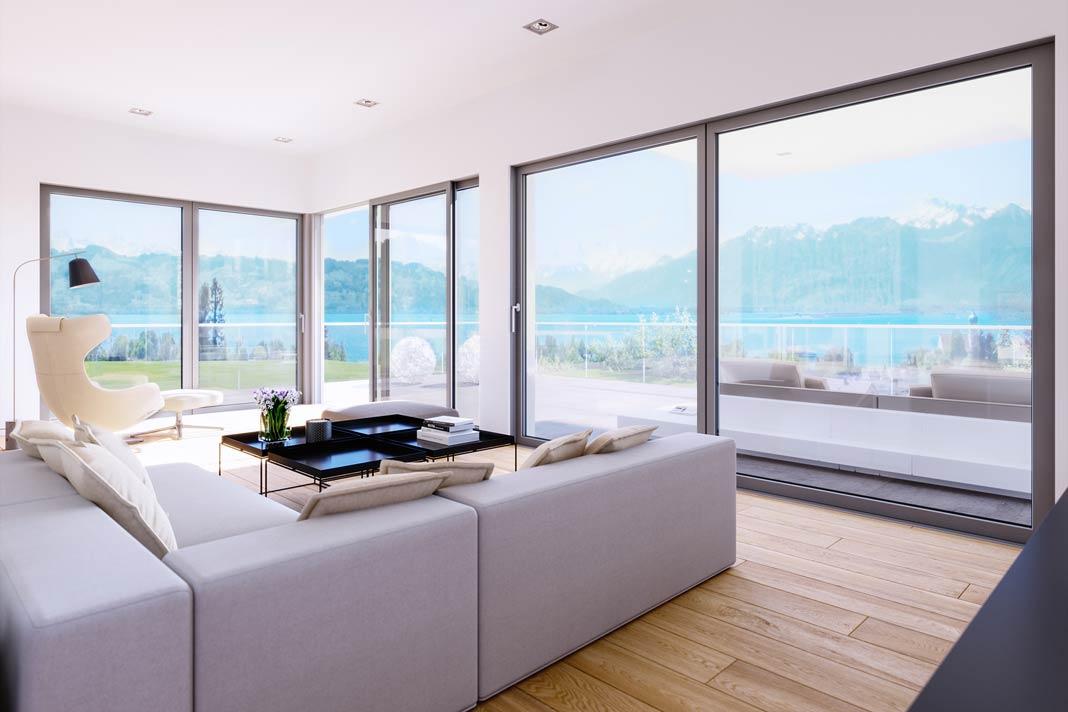 Das Wohnzimmer im Arta Style.