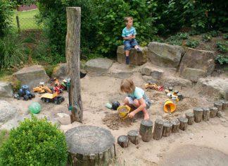 Den Garten neu gestalten