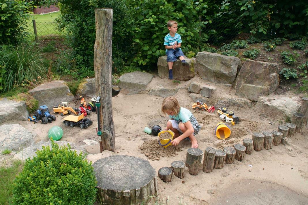 Den garten neu gestalten erwachsen werden nicht nur die kinder - Gartengestaltung kinder ...
