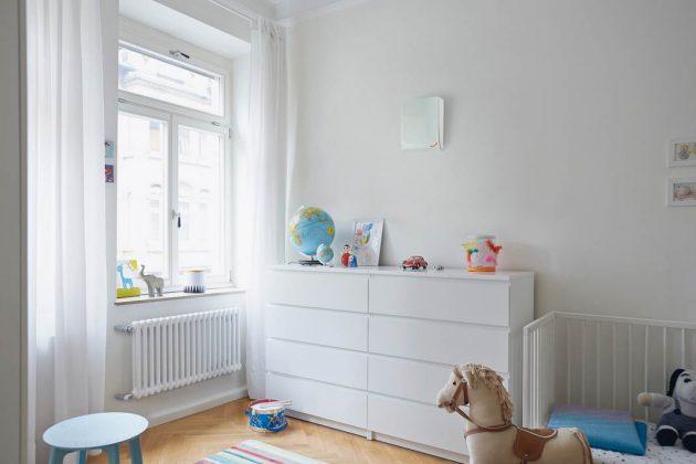 Automatische Wohnraumlüftungen sorgen für eine kontinuierliche Luftwechselrate