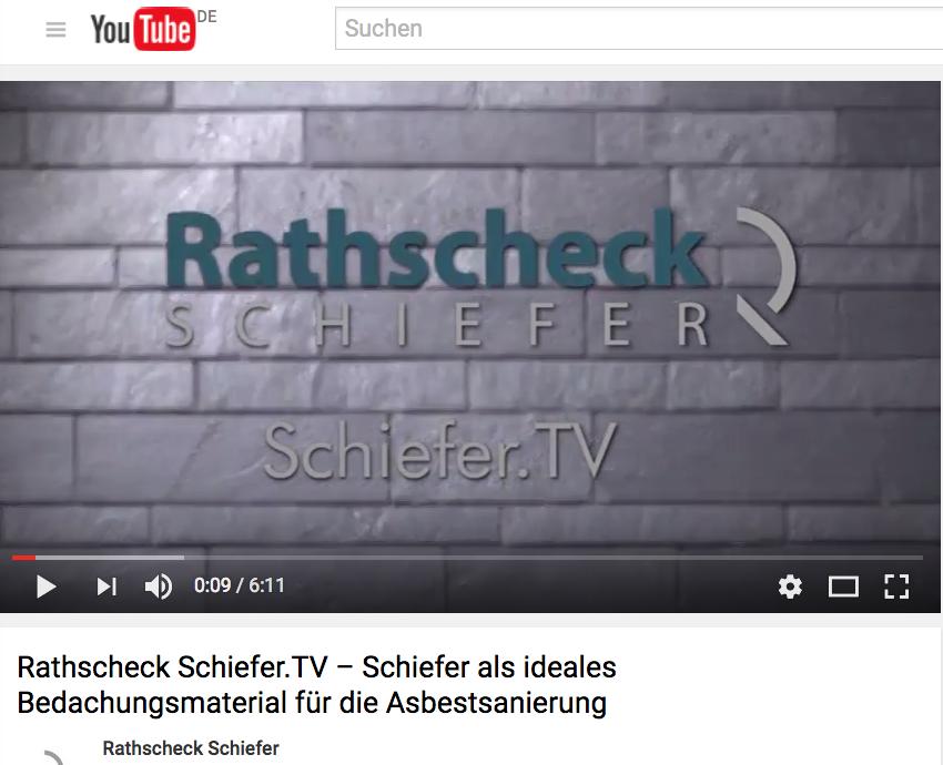Jens Lehmann, Dozent, Dachdeckermeister und Berater des Schieferfachverbands in Deutschland, gibt ein Interview zum Thema Asbestdach sanieren.