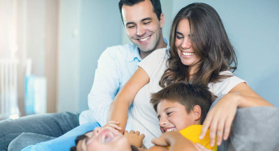 Das gemeinsame Familienleben ist umso schöner, wenn jeder den Raum hat, der seinen Bedürfnissen entspricht.