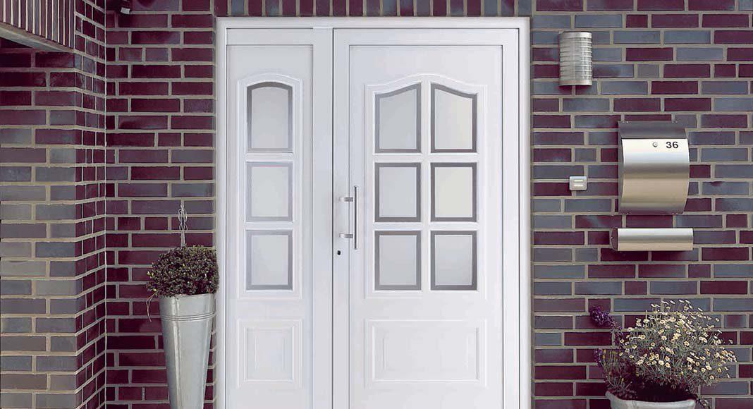 Bei heroal finden Sie die passende Haustür zu Ihrem Heim.