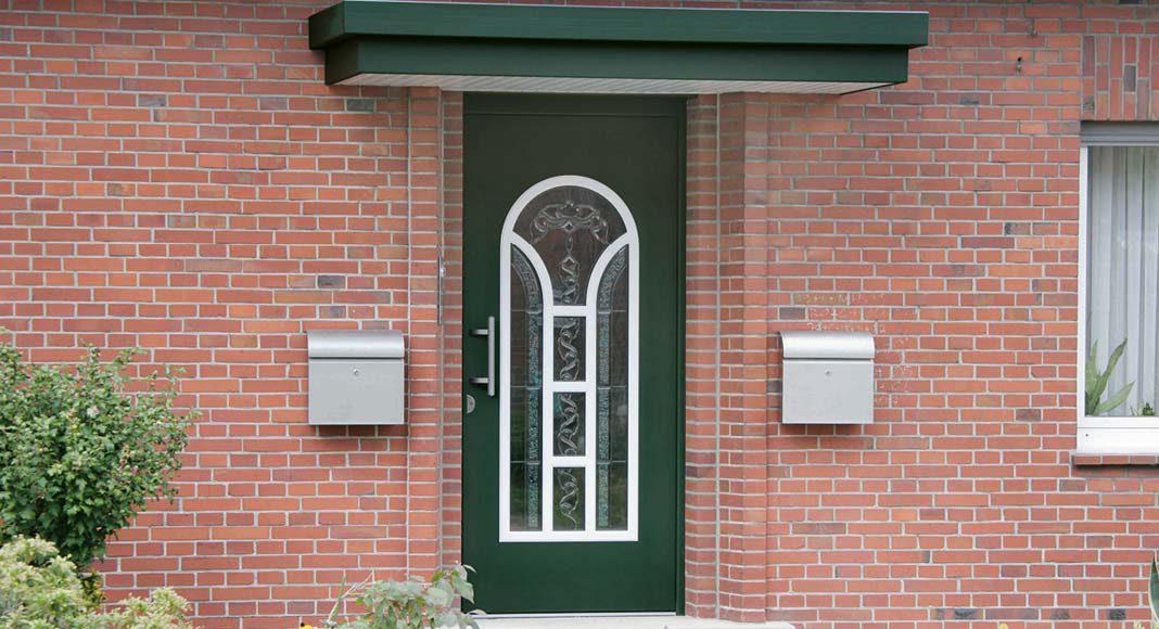 Haustüren im antiken Stil umgesetzt werden.