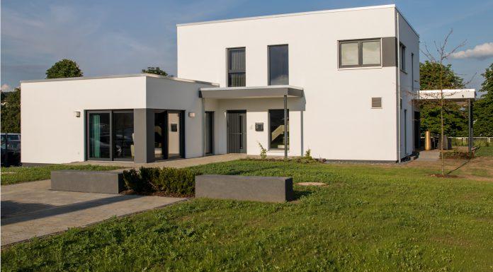 Musterhaus Maxim von FingerHaus in Gießen
