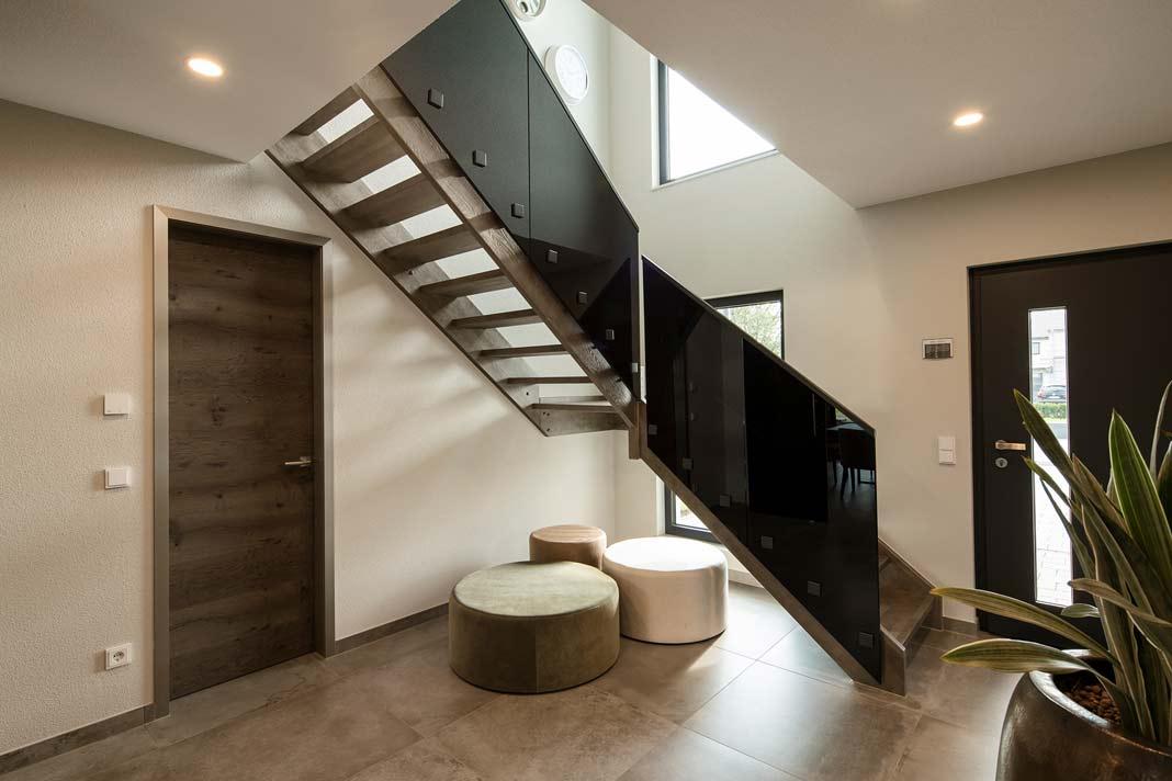 Bei einer Treppe kommt es auf hochwertige Materialien, höchste handwerkliche Präzision und gutes Design an.