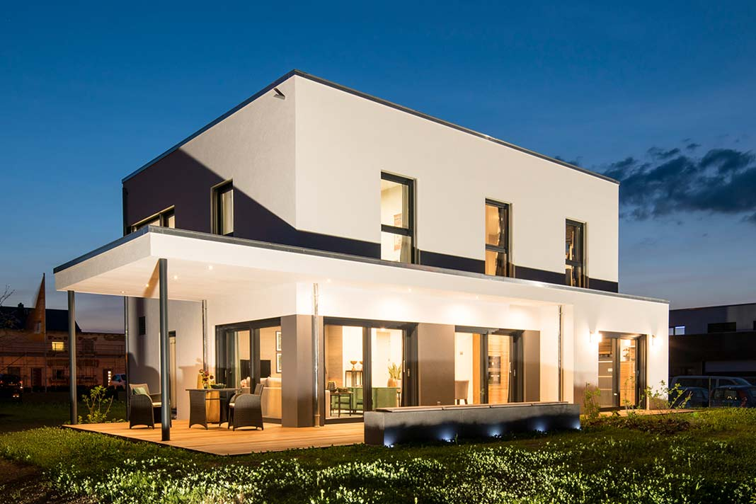 Ein Besuch im neuen Musterhaus MAXIM in Gießen lohnt sich!