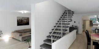 Ästhethische und sichere Treppen.