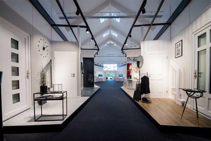 viebrockhaus pr sentiert die neue bemusterungshalle. Black Bedroom Furniture Sets. Home Design Ideas
