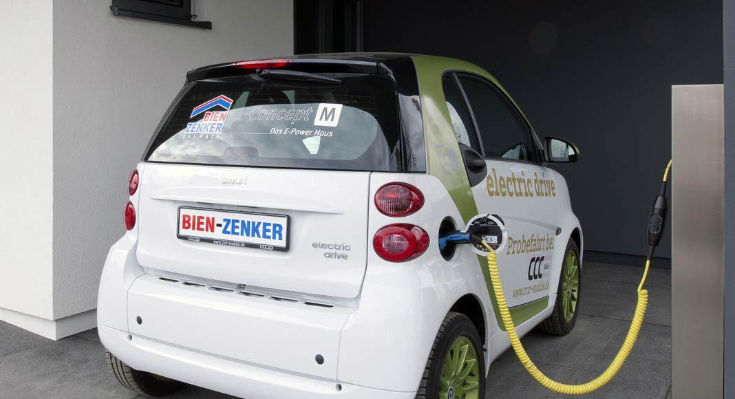 Nur Elektro-Autos, die Strom aus erneuerbaren Energien tanken, fahren wirklich abgasfrei.