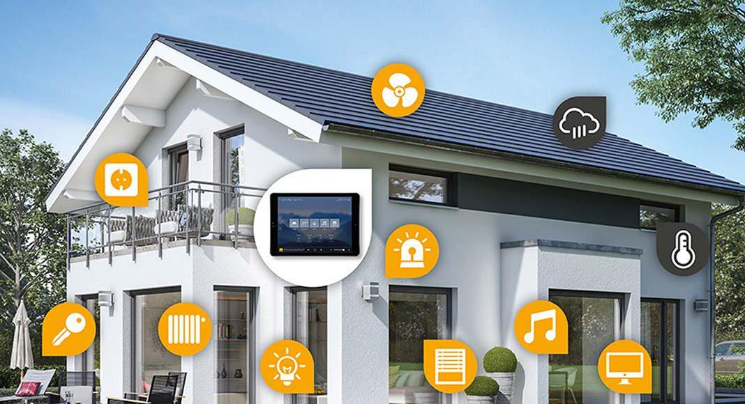Moderne Smart Home Systeme übernehmen viele Aufgaben.