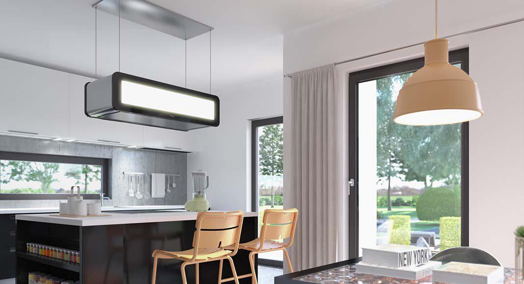 Mit LED-Panels lassen sich leuchtende Flächen umsetzen.