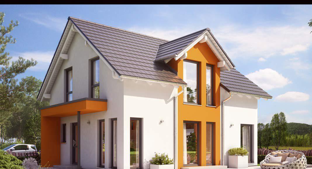 Die Errichtung eines Hauses in Fertigbauweise schont die Nerven.