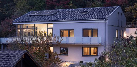 Schwarzwaldhaus.