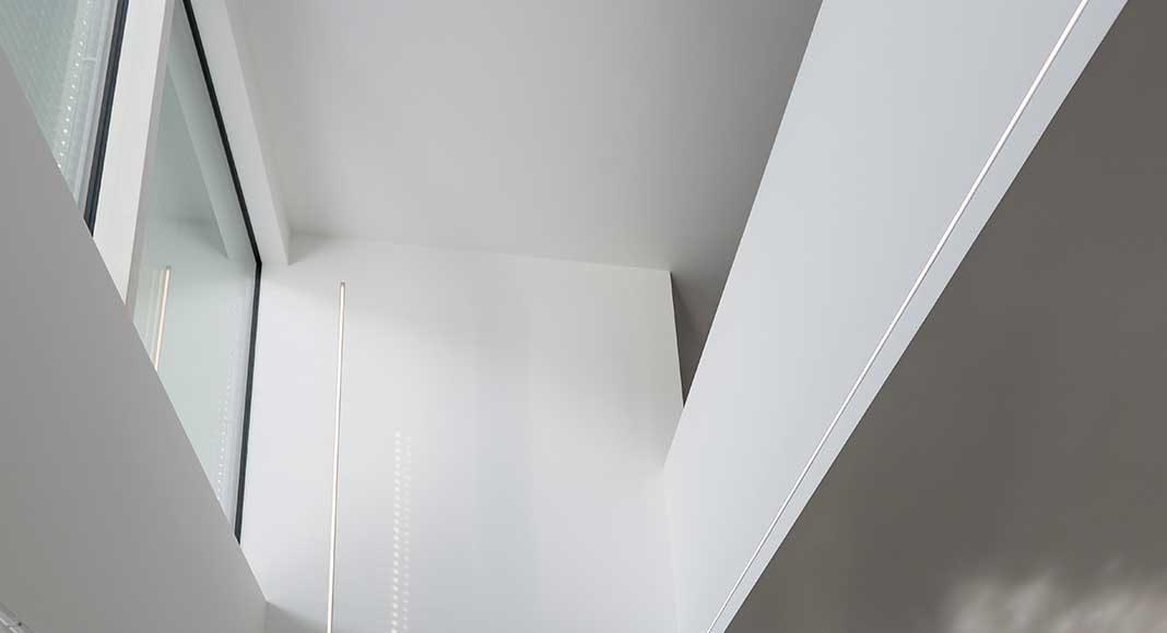 Individuelles Design bei der Hausgestaltung.