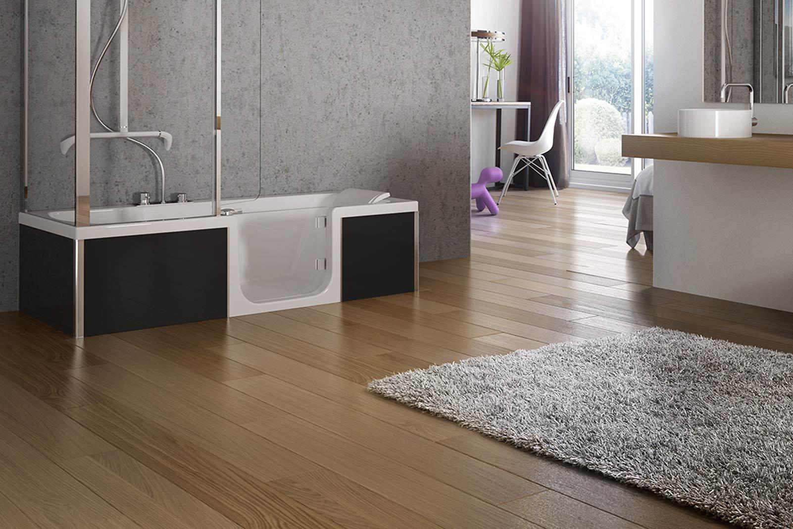 Individuell gestaltbare Dusch-Badewanne. » LIVVI.DE | {Duschbadewanne 81}