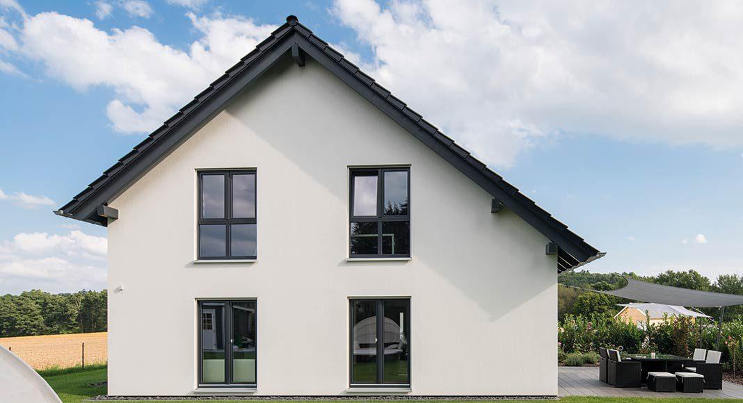 Mit dem NEO 311 haben sich Katrin Kirchner und Alexander Weber ihren Traum vom Eigenheim erfüllt.