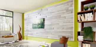 Wandpaneele mit 3-D-Effekt von Logoclic