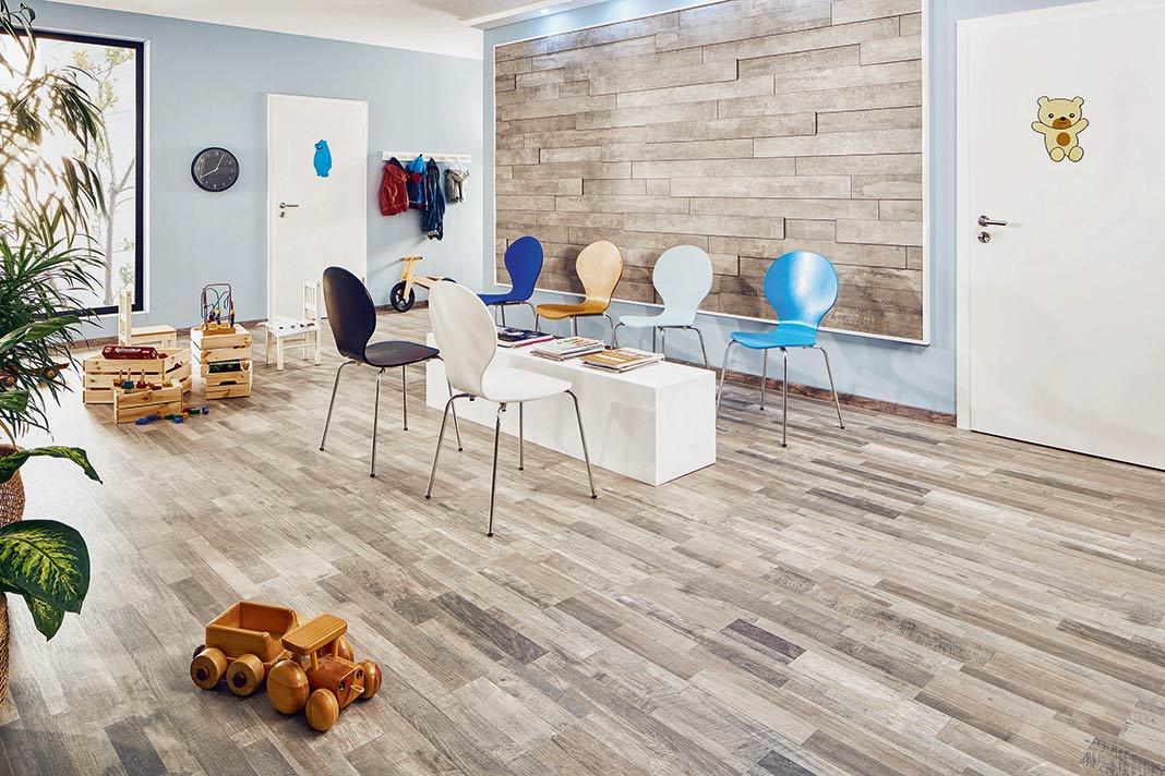 Wer sich bei der Gestaltung des Zuhauses für Wandpaneele mit 3-D-Walleffect entscheidet, erntet garantiert begeisterte Blicke.