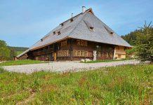 Mittelalterliches Bauernhaus.