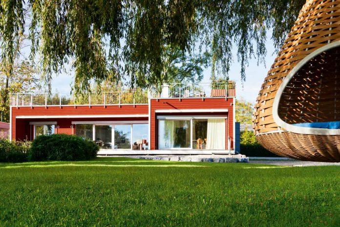 Ein intelligentes Haus