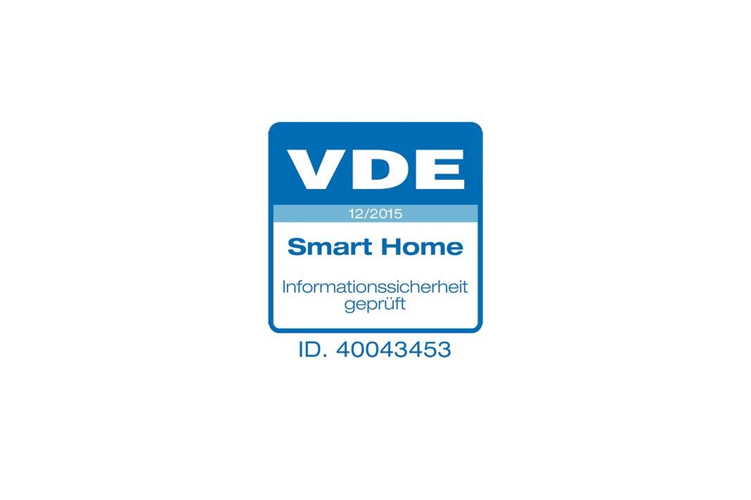 Ein hohes Maß an Sicherheit vor Angriffen von außen bieten Smart Home-Systeme mit diesem Siegel.
