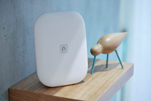 """Smart Home-System """"Qivicon""""."""