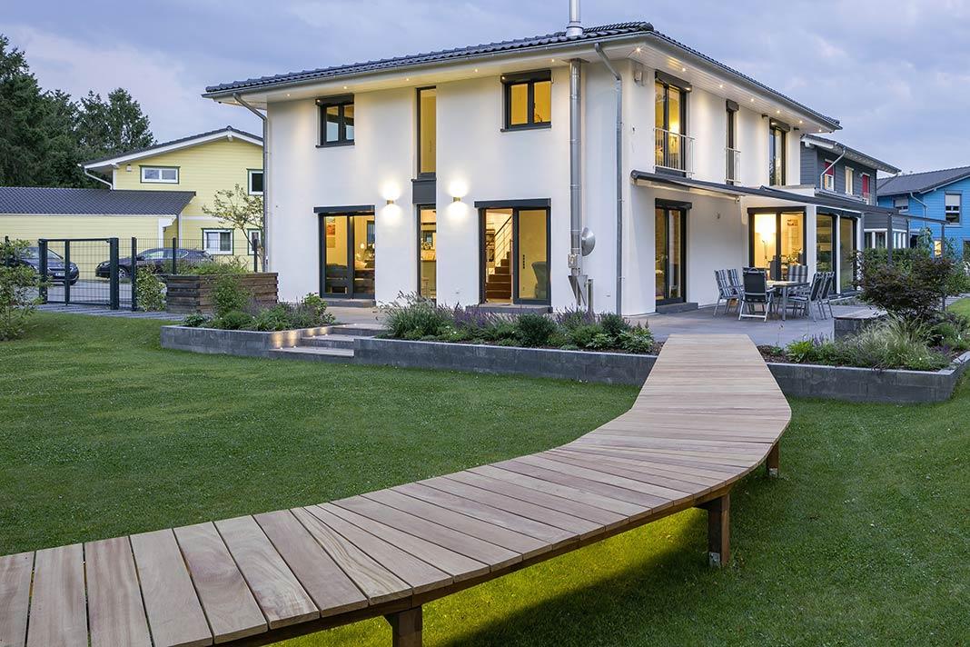 Das Zeltdachhaus U201eWildapfelu201c Steckt Voller Ideen.
