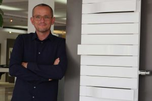 Designer Tomas Fiegl.
