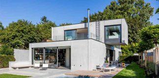 Beton Einfamilienhaus München