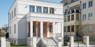 Das neue Massivhaus der Bauherren.
