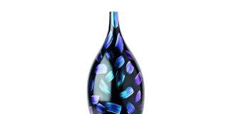 selbstgestaltete Vase
