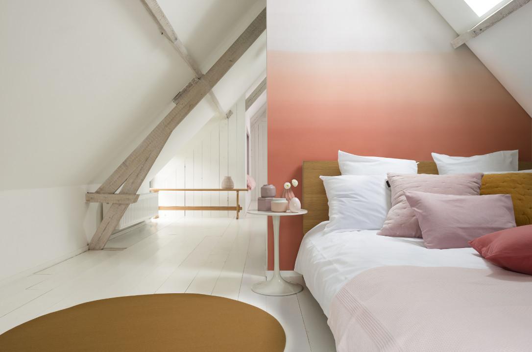 eine wand gestalten die neuesten trends so macht man sie selbst. Black Bedroom Furniture Sets. Home Design Ideas