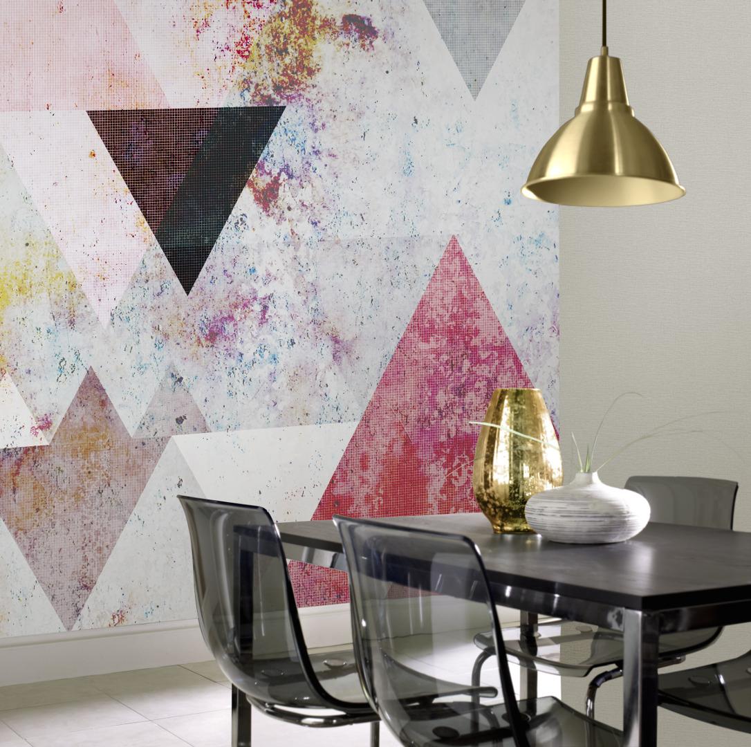 Eine Wand gestalten - die neuesten Trends - so macht man sie selbst ...