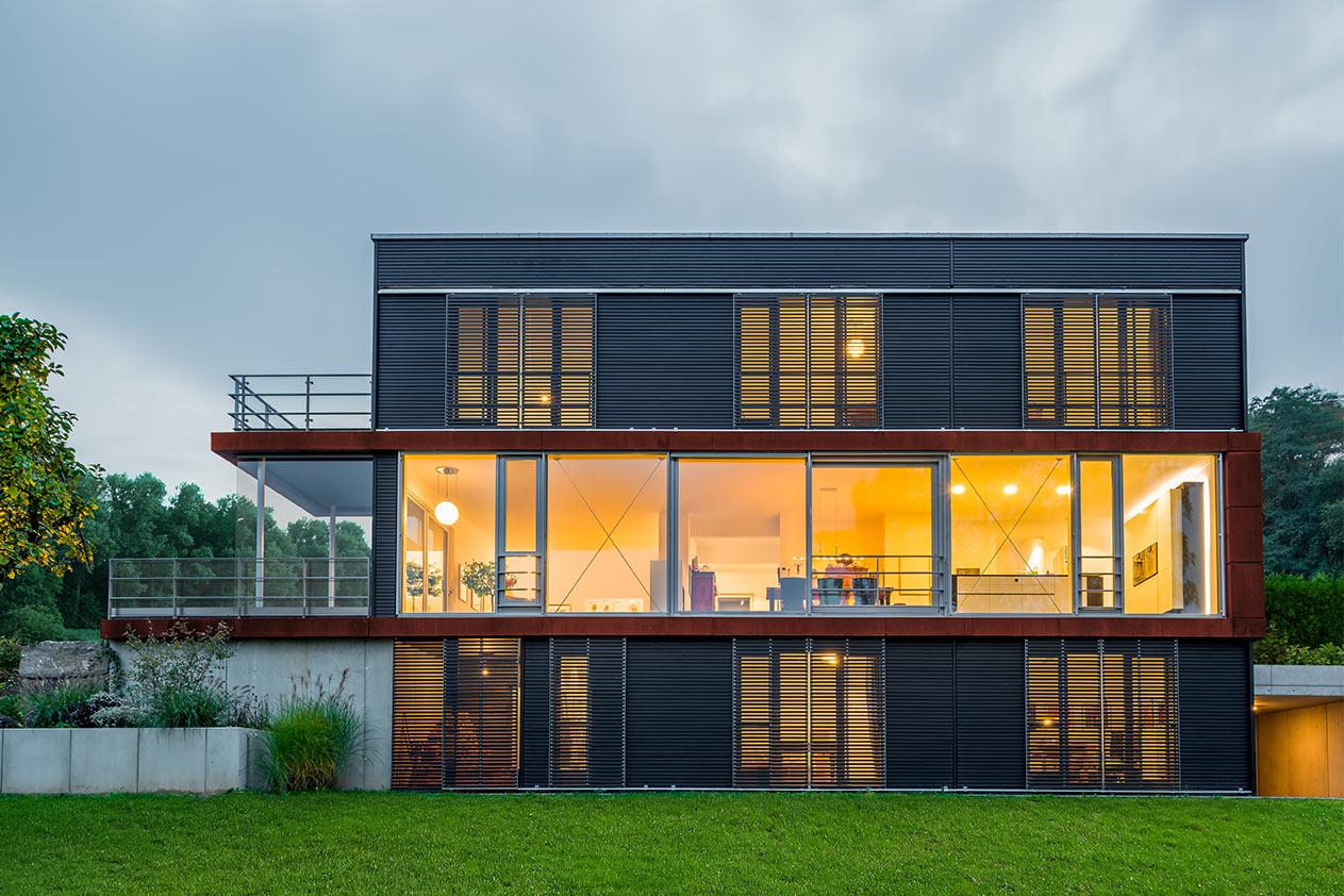 Pawliczec Haus im Bauhausstil