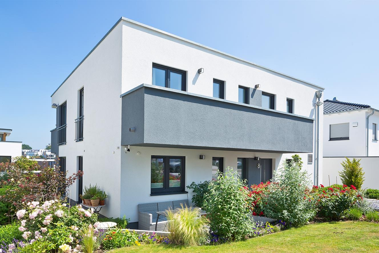 Haus im Bauhausstil von Heinz von Heiden