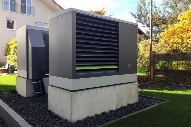modulierende x-change dynamic Wärmepumpen von Kermi