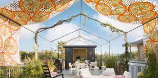 "Dachterrasse ""Green Living Space"""