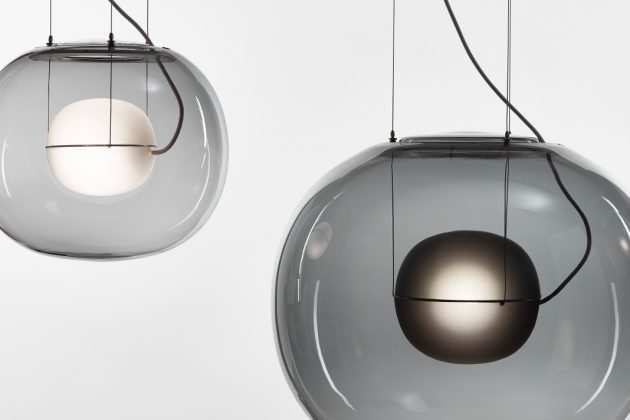 Designlampen aus Glas